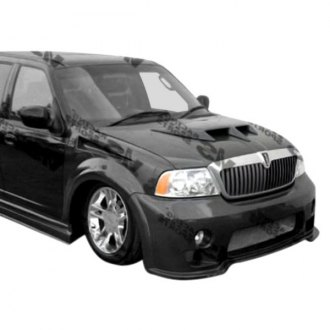 2004 lincoln navigator body kits ground effects carid vis racing outlaw 1 style fiberglass front bumper unpainted sciox Gallery