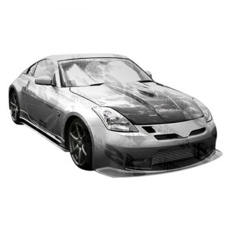 VIS Racing® - Tracer GT Style Fiberglass Body Kit (Unpainted)