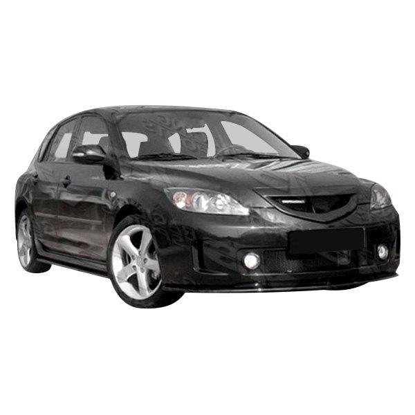 VIS Racing®   A Spec Style Fiberglass Front Bumper