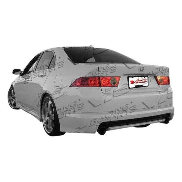 VIS Racing Acura TSX Techno R Style Fiberglass Body Kit - Acura tsx body kit