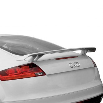 VIS Racing® - RS Style Fiberglass Rear Spoiler (Unpainted)