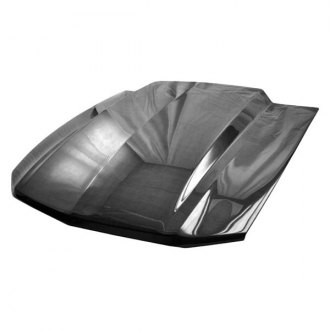 VIS Racing® - Cowl Induction Style Carbon Fiber Hood