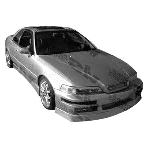 VIS Racing Acura Legend VIP Style Fiberglass Body Kit - Acura legend body kit