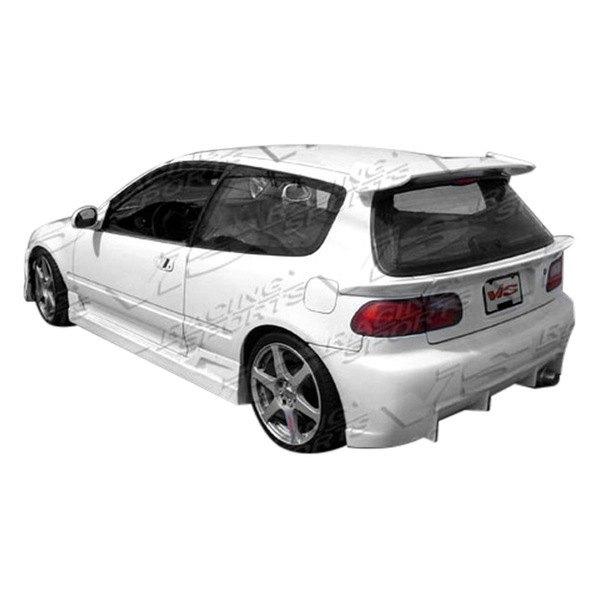 honda civic 1992 hatchback body kit