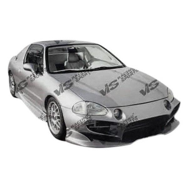 Honda Del Sol 1993 Invader Style Fiberglass
