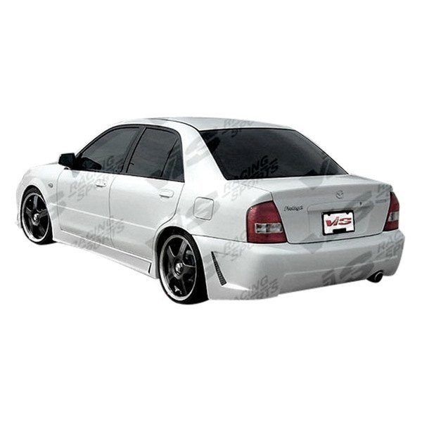 Toyota Celica 1994 1999 Invader Front Bumper: VIS Racing® 98TYCOR4DTSC3-002