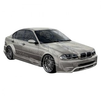 VIS Racing® - Immense Style Fiberglass Wide Body Kit (Unpainted)