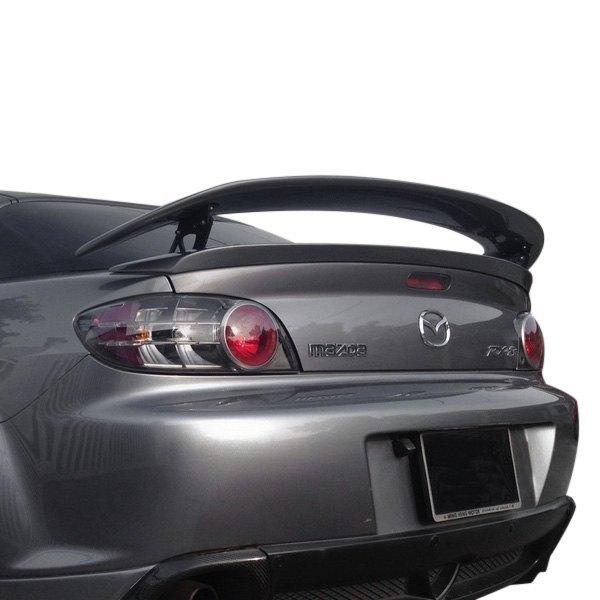 vis racing® 04mzrx82dmag-003 - magnum style fiberglass rear
