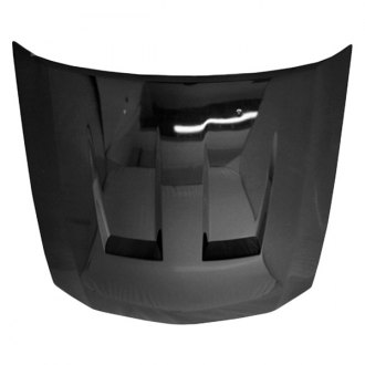 VIS Racing® - Heat Extractor Style Carbon Fiber Hood