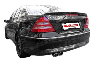 VIS Racing® - Euro Tech Style Rear Lip Spoiler