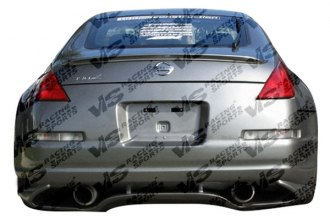 VIS Racing® - SP Style Rear Lip Spoiler