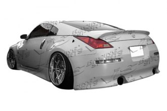VIS Racing® - V Speed Style Rear Lip Spoiler