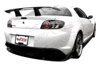 VIS Racing® - A Spec Style Rear Spoiler