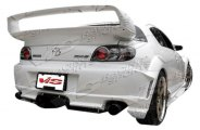 VIS Racing® - J Speed Style Rear Spoiler