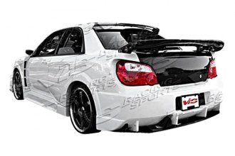 VIS Racing® - Z Speed Style Wide Body Rear Spoiler