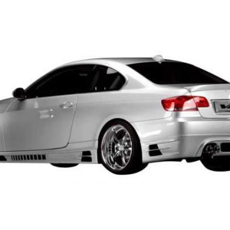 VIS Racing® - R Tech Style Fiberglass Rear Lip Spoiler (Unpainted)