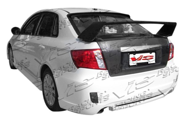 VIS Racing® - Rally Style Rear Spoiler