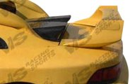 VIS Racing® - Techno R Style Wide Body Rear Spoiler