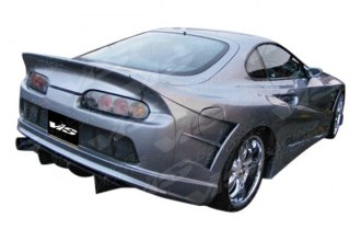 VIS Racing® - Alfa Style Wide Body Rear Lip Spoiler