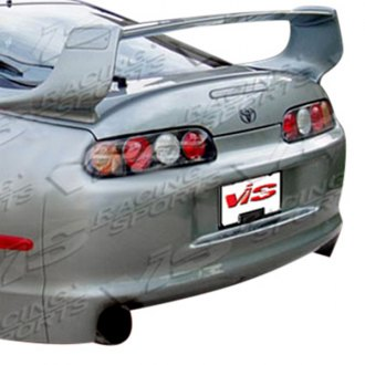 VIS Racing® - Techno R 1 Style Rear Spoiler (Unpainted)