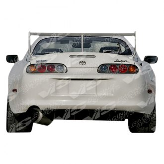 VIS Racing® - Techno R 2 Style Rear Spoiler (Unpainted)