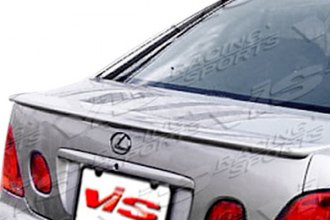 VIS Racing® - Techno R Style Rear Lip Spoiler
