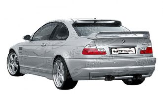VIS Racing® - Euro Tech 2 Style Rear Spoiler