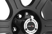 VISION OFF-ROAD® - ASSASSIN Matte Black with Chrome Bolts Close-Up