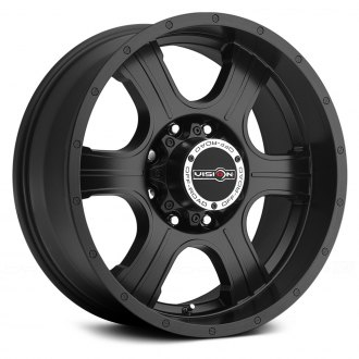 VISION OFF-ROAD® - ASSASSIN Matte Black