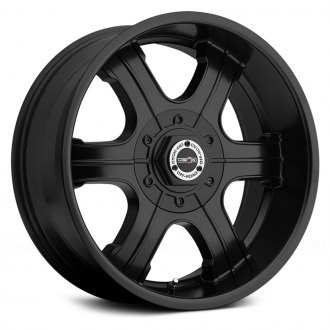 VISION OFF-ROAD® - BLAST Matte Black