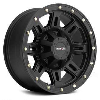 VISION OFF-ROAD® - INCLINE Matte Black
