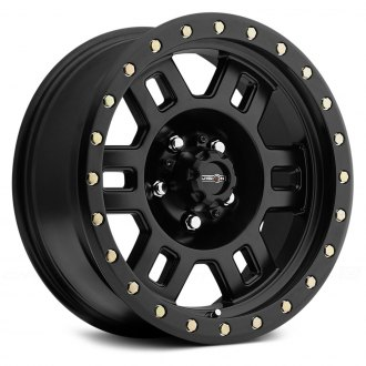 VISION OFF-ROAD® - 398 MANX Matte Black
