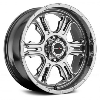 VISION OFF-ROAD® - RAGE Phantom Chrome