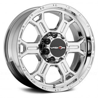 VISION OFF-ROAD® - 372 RAPTOR Chrome