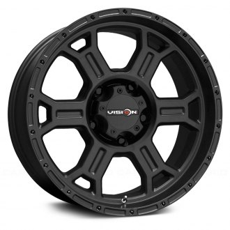VISION OFF-ROAD® - 372 RAPTOR Matte Black