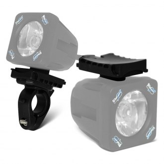 Vision X® - Handlebar and Helmet Combo Mount Kit for Solstice Solo Series Lights