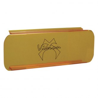 Vision X® - Rectangular Yellow Polycarbonate Spot Beam Lens for Xmitter Prime Extreme Series