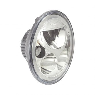 "Vision X® - Vortex 7"" Round Chrome Halo LED Headlights"