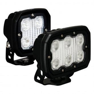 "Vision X® - Duralux 4"" 20W Square LED Work Lights"