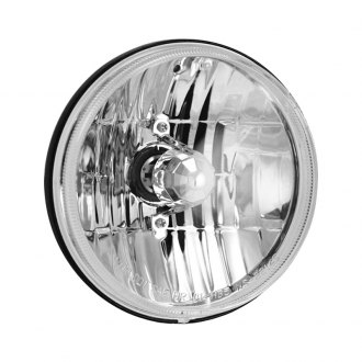 "Vision X® - 5 3/4"" Round Chrome Euro Headlights"