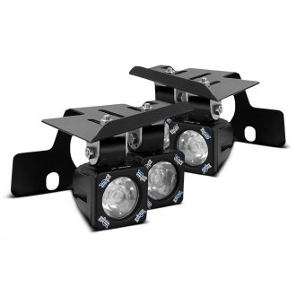 "Vision X® - Solstice Solo Fog Light Kit with 2"" Solstice Solo LED Light"