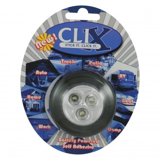 Vision X® - Battery Powered 3-LED Clix Pod