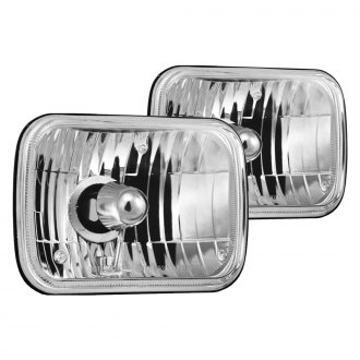 Vision X® - Rectangular Crystal Sealed Beam Headlights
