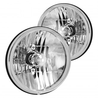 Vision X® - Round Crystal Sealed Beam Headlights