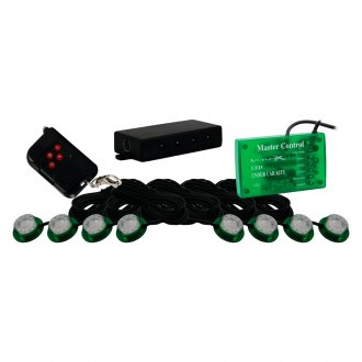 Vision X® - Tantrum LED Strobe And Rock Light Kit