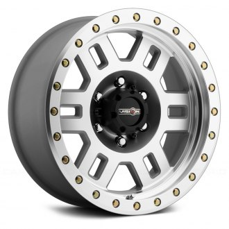 VISION OFF-ROAD® - 398 MANX BEADLOCK Machined