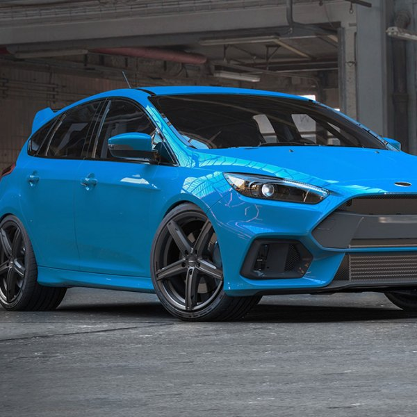 VISION® - BOOST on Ford Focus
