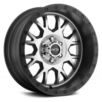 VISION OFF-ROAD® - GV8 INVADER Matte Black with Machined Face