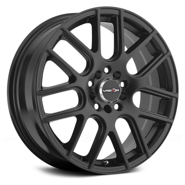VISION® - CROSS Matte Black