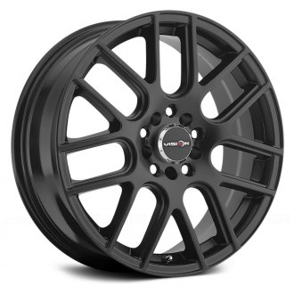 VISION® - 426 CROSS Matte Black